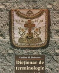 Dictionar de terminologie masonica
