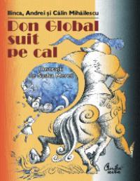 Don Global suit pe cal
