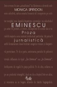 Eminescu. Proza jurnalistica