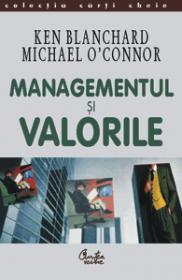 Managementul si valorile