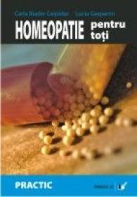 Homeopatie Pentru Toti. Cum Sa Ne Ingrijim Trupul, Mintea si Spiritul