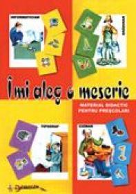 Imi Aleg O Meserie (joc Didactic)