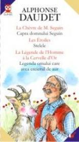 La Chevre De M. Seguin/capra Domnului Seguin// Les Etoiles/stelele//la Legende De L'homme A La Cervelle D'or/legenda Omului Care Avea Creierul De Aur