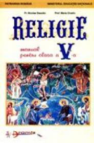 Religie . Manual Clasa A V-a