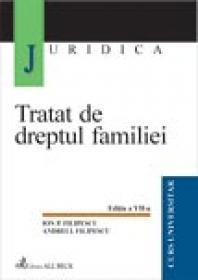 Tratat De Dreptul Familiei, Editia A Vii-a