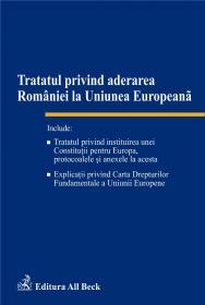 Tratat Privind Aderarea Romaniei La Uniunea Europeana