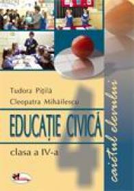 Educatie Civica. Caietul Elevului