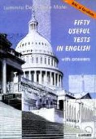 Fifty Useful Test In English With Answers