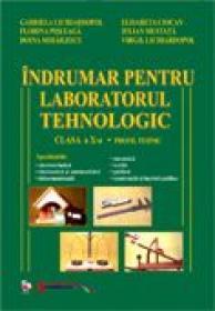Indrumar Pentru Laboratorul Tehnologic