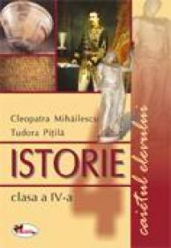 Istorie clasa a IV-a. Caietul elevului