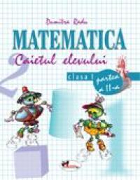 Matematica. Caietul Elevului. Partea A Ii-a