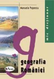 Mic Dictionar De Geografie A Romaniei