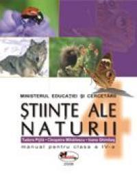 Stiinte Ale Naturii - Manual, Clasa A Iv-a