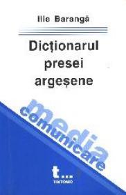 Dictionarul presei argesene