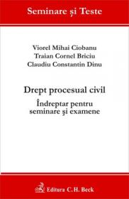 Drept procesual civil. Indreptar pentru seminare si examene