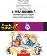 LIMBA ROMANA. CLASA A IV-A
