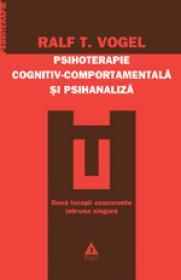 Psihoterapie cognitiv-comportamentala si psihanaliza