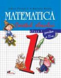 Matematica, clasa a II-a. Caietul elevului. Partea a II-a