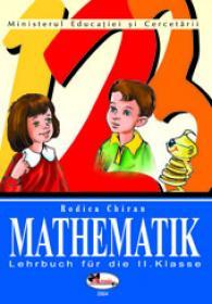 Matematica clasa a II-a (manual limba germana)