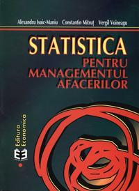 Statistica pentru managementul afacerilor, editia a II-a