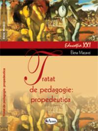 Tratat de pedagogie: propedeutica
