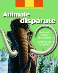Animale disparute