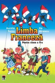 Limba franceza clasa a V a