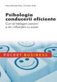 Psihologia conducerii eficiente