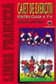 Caiet franceza clasa a v-a