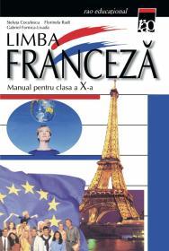 Manual de limba franceza clasa a X a