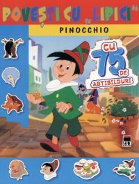 Povesti cu lipici Pinocchio