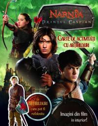 Printul Caspian - carte de activitati