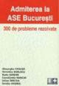 Admitere la ASE - Bucuresti