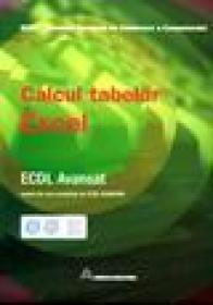 ECDL avansat - calcul tabelar Excel