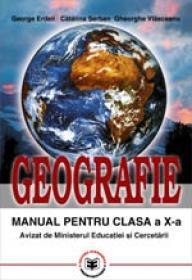 Geografie CL. X