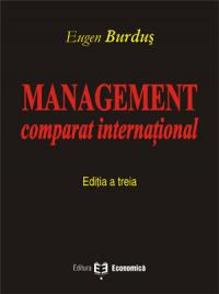 Management comparat international, editia a III-a