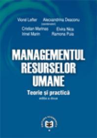 Managementul resurselor umane. Teorie si practica, Editia a II-a