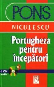 Portugheza pentru incepatori (cu CD audio)