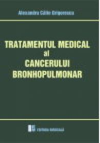 Tratamentul medical al cancerului bronhopulmonar