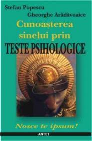 Cunoasterea sinelui prin teste psihologice