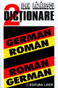 DICTIONAR GERMAN-ROMAN; ROMAN-GERMAN