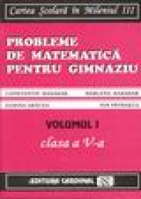 Exercitii si probleme de matematica pentru clasa a V-a (volumul I)