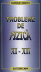 Probleme de fizica Xl-Xll