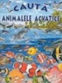 Cauta animalele acvatice