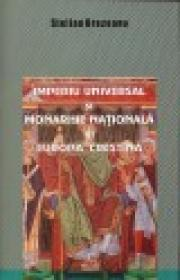 Imperiu universal si monarhie nationala in Europa Crestina