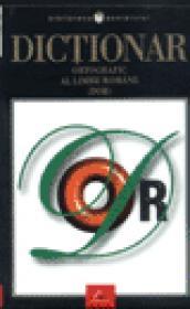 Dictionar ortografic al limbii romane (DOR)
