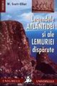 Legendele Atlantidei si ale Lemuriei disparut