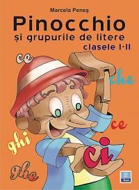 Pinocchio si grupurile de litere