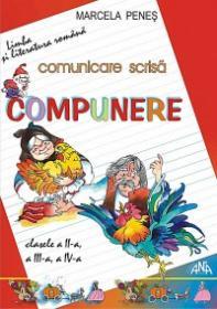 Limba romana - comunicare scrisa - clasele a II-a, a III-a, a IV-a
