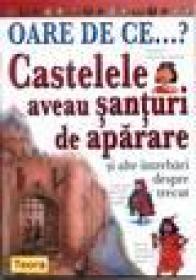 Oare de ce castelele aveau santuri de aparare